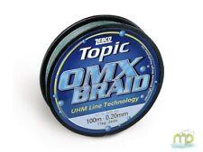 Tresse Zebco Omx Braid 100 M - Neuf
