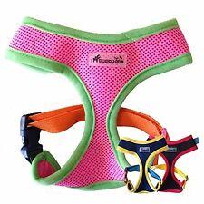 "IPuppyone Adjustable Dog Soft Harness ""Multi-Color """