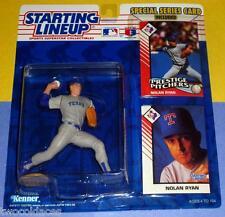 1993 NOLAN RYAN Express Texas Rangers - low s/h - Starting Lineup Kenner