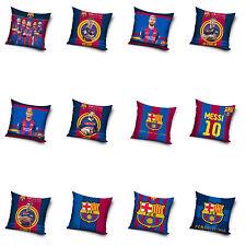 FC Barcelona Kissenbezug Kissenhülle 40 X 40 CM Pillowcase FCBarcelona BARCA