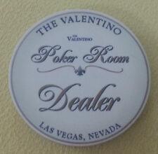 Button dealer in ceramica, PROFESSIONALE, PER Poker Texas Hold'Em IN 10 MODELLI