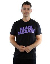 Black Sabbath Men's Wavy Logo T-Shirt
