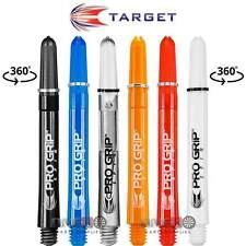 3 Sets | Target | Pro Grip Spin Dart Stems | Spinning Shafts | Darts Shafts Bulk