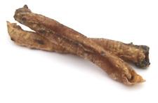 Lamb Trachea  Air Pipe 100% Naturally Air Dried Dog Treat Chew