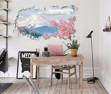 3D Mount Fuji 052 Wall Murals Wall Stickers Decal Breakthrough AJ WALLPAPER AU