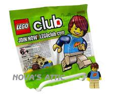 LEGO CLUB MAX EXCLUSIVE PROMO MINIFIGURE NEW RARE SEALED