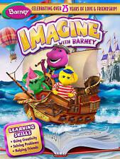 Barney: Imagine with Barney (DVD, 2013)
