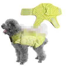 Dog Vest Pet Jacket Clothes Clothing Costumes Apparel Pullover XXS-L Cute Bow