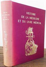 Bibliographie du LIVRE MEDICAL Faculté Médecine Paris