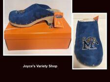Memphis University Women's Team Shoes Mules Clogs Various Sizes