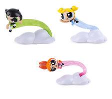 Powerpuff Girls Ride The Ray Speed Vehículo Buttercup o flor o Line burbujas