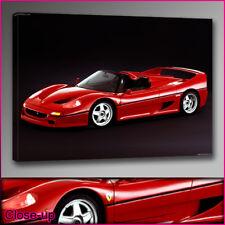 car 15 Ferrari F50 1995 canvas print A2 16x24 Art