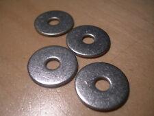 Paquetes De 10 M4, M5, M6, M8 y M10 Penny reparación Lavadoras (fender) A2 Acero Inoxidable