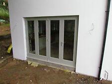 Bi-fold Folding Doors  *Made to Measure* Pine ,Idigbo, Mahogany or solid Oak