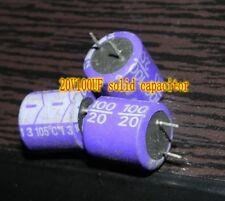 20V47UF Axial tantalum capacitor For DAC digital circuit Capacitors