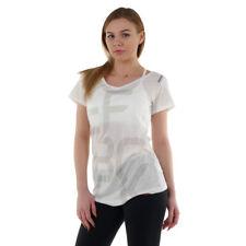 Womens Reebok Graphic Tee 2 Sports T-Shirt Training Fitness Studio