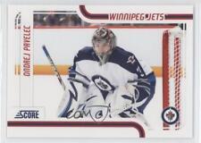 2011-12 Score Glossy #484 Ondrej Pavelec Winnipeg Jets Hockey Card