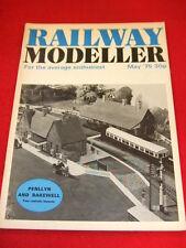 RAILWAY MODELLER - PENLYN & BAKEWELL- May 1975 Vol 26 #295