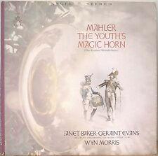 MAHLER: The Youth's Magic Horn-NM1966LP JANET BAKER