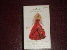 NIB HALLMARK ORNAMENT 2012 Barbie Celebration Special Inspired by Holiday Doll