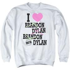 Beverly Hills, 90210 Teen Drama TV Series I Heart Dylan Adult Crew Sweatshirt