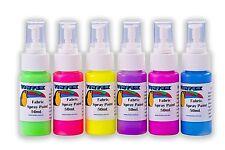 Tintex Fabric Spray Paint Packs (3x50ml and 6x50ml)