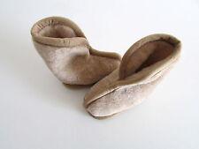 Baby Hausschuhe, Pantoffeln/ Kaschmir oder Kamel Wolle