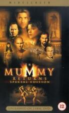 The Mummy Returns (DVD, 2001, 2-Disc Set)