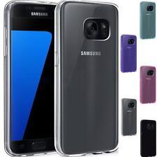 Samsung Galaxy S7 Etui Housse de protection Silicone TPU Gel Galaxy S7