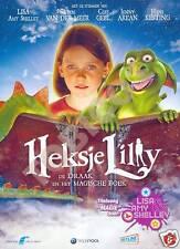 HEKSJE LILLY DE DRAAK EN HET MAGISCHE BOEK - DVD SEALED