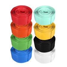 18650 18500 Battery 18.5mm 29.5mm PVC Heat Shrink Tubing Tube Wrap 1M 1000mm