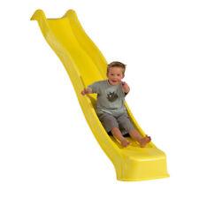 2.0m Long Childrens Wave HPDE Slide ( Slippery Dip).  Various Colours