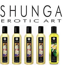 Shunga Érotique Massage Du Corps Huile de Luxe Huile de Massage Rapide Discret