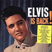 ELVIS PRESLEY - Elvis Is Back CD  (US Promo Copy)