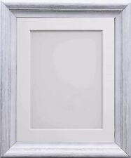 Frame company HUNTLEY gamme GRANITE en bois blanc IMAGE cadres photo avec
