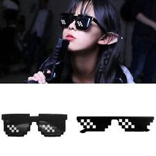 8 Bit Pixel Thug Life Glasses Deal With IT Sunglasses Unisex Sunglasses Hotsale