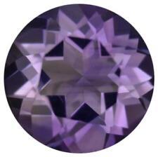 Natural Fine Rich Violet Amethyst - Round - Bolivia - Select Grade