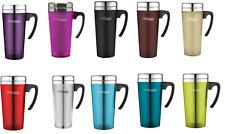 Thermos ThermoCafé Translucent Travel Mug, 420 ml , Choose colour
