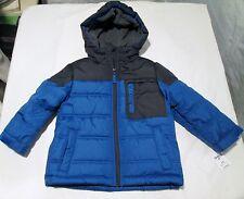Oshkosh Winter Jacket w/Hood NWT Sizes S/4 and M5/6 Retail $70
