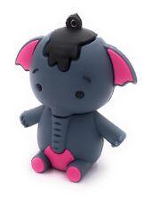 Elefant blau USB Stick 8GB 16GB 32GB 64GB USB 2.0