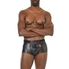 Boxer sexy en wetlook aspect cuir modèle Konan de marque Patrice Catanzaro