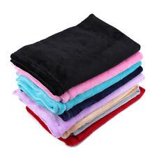 1Pc Coral Fleece Blanket Children Soft Warm Full color Flannel Winter Bedding PS