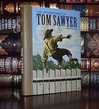 The Adventures of Tom Sawyer Mark Twain New Unabridged  Hardcover Gift Edition