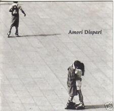 CD GINO PAOLI - AMORI DISPARI - 1995