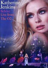 JENKINS;KATHERINE 2010 BELIEVE LIVE FR NEW DVD