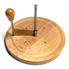 Cortadora de Queso para Tete de Moine queso y Choco Roulette sin Campana