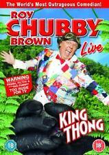 Roy Chubby Brown - King Thong - Live (DVD, 2005)