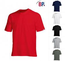 BP T-Shirt 1121 255 Unisex Stretch Kurzarm Damenshirt Herrenshirt S-3XL