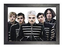 My Chemical Romance 13 MCR American Rock Band Poster Way Music Star Photo Legend