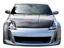 03-08 Fits Nissan 350Z AM-S Duraflex Front Body Kit Bumper!!! 104984